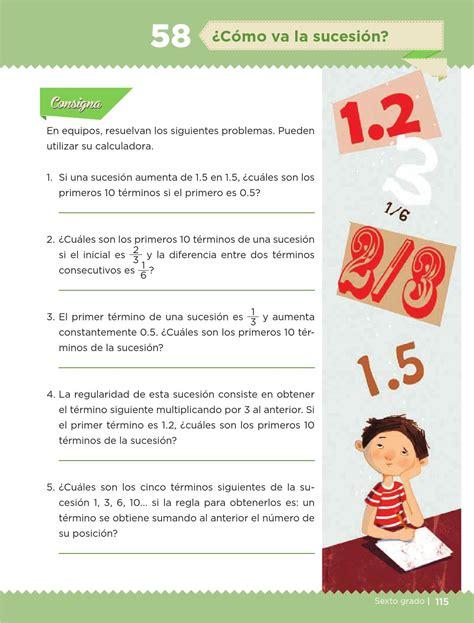 issuu matematicas 6 grado contestado desaf 237 os matem 225 ticos 6 2014 by santos rivera issuu