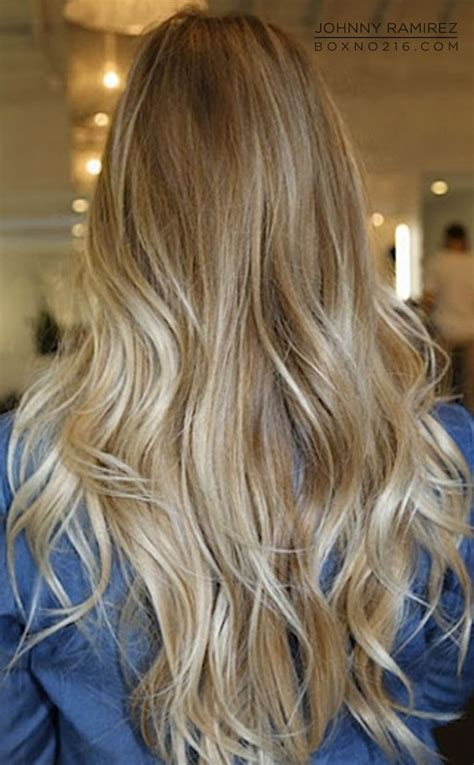 honey ash blonde frost with chagne blonde long premium 17 best images about ombre hair on pinterest her hair