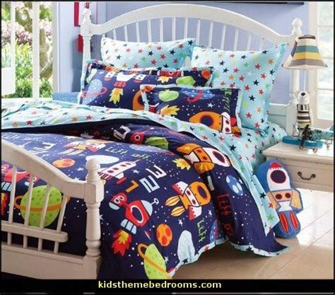 Space Themed Crib Bedding Robots Bedding Baby Child Pinterest Planets Outer Space And Outer Space Theme