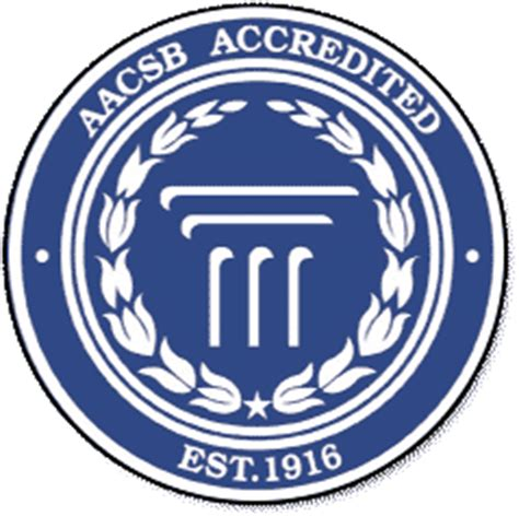 Aacsb Accredited Schools Of Business Mba by Aacsb Accreditation
