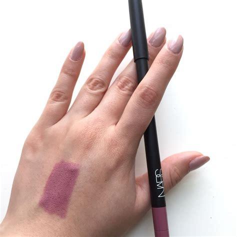 Lip Liner Velvet by Nars El Agua Velvet Lip Liner Lip Liner And Velvet