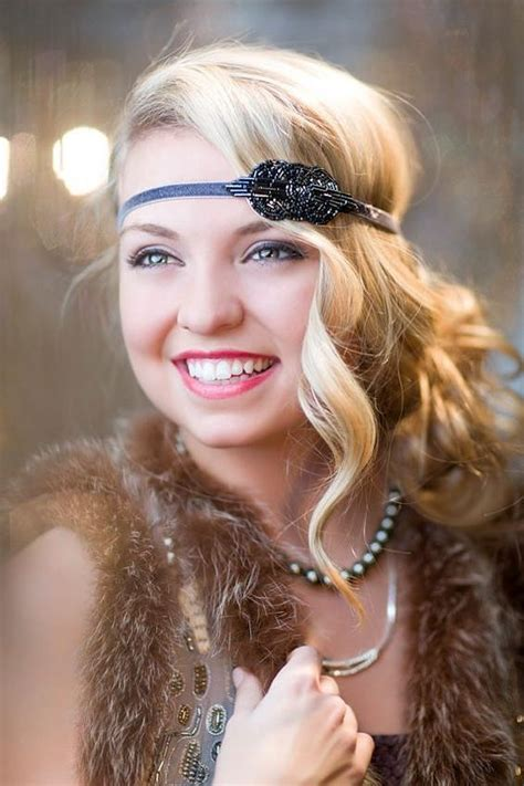 25 best ideas about great gatsby hair on pinterest 20 photo of flapper girl long hairstyles
