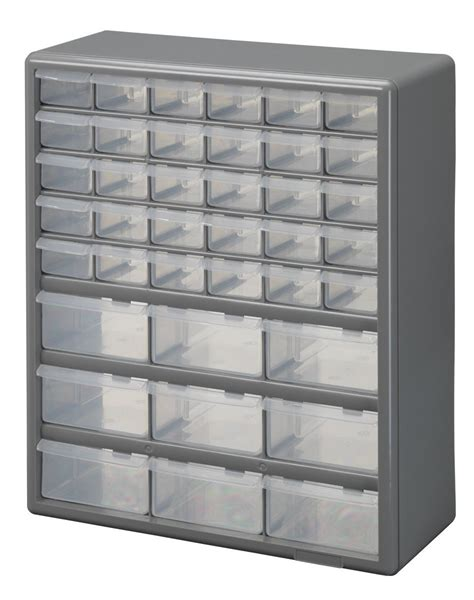 parts cabinet with drawers 39 drawers garage storage organizer wall mount cabinet for