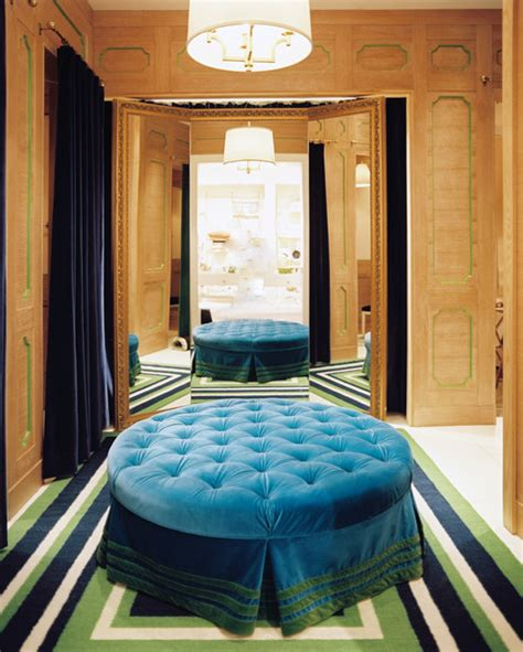 dressing room ottoman hollywood regency closet photos design ideas remodel