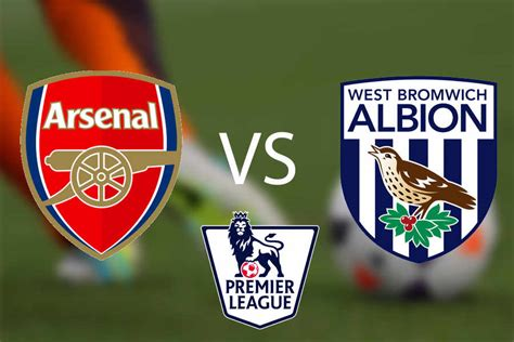 arsenal west brom arsenal vs west bromwich 2016 premier league match preview