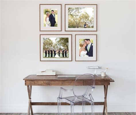how to get your photography displayed at galleries slr framed collections photo collage framing wedding photos