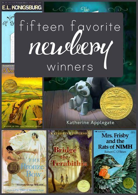 newbery award picture books everyday reading my favorite newbery winners