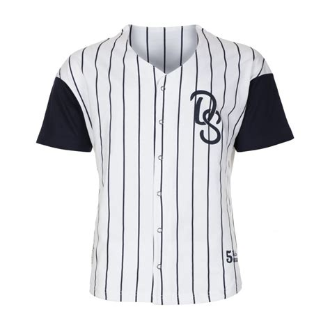 Baseball Shirts Mens White Baseball Jersey T Shirt