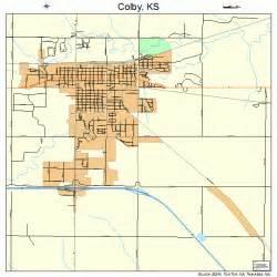 colby kansas map 2014650