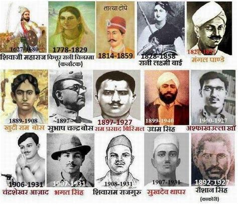 indian freedom fighters biography in hindi 17 best images about the great indian freedom fighters on