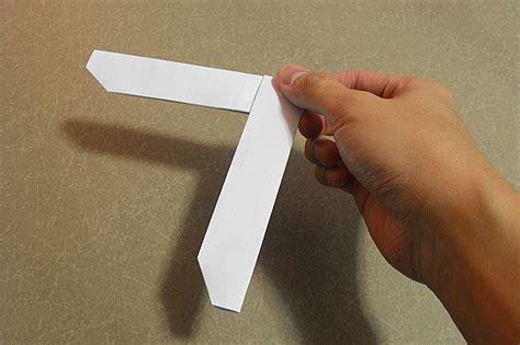Origami Boomerang - kade chan origami 香港摺紙工作室 日誌 four simple designs