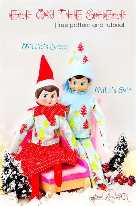 clothes pattern for elf on the shelf elf on the shelf clothes sewing patterns share the
