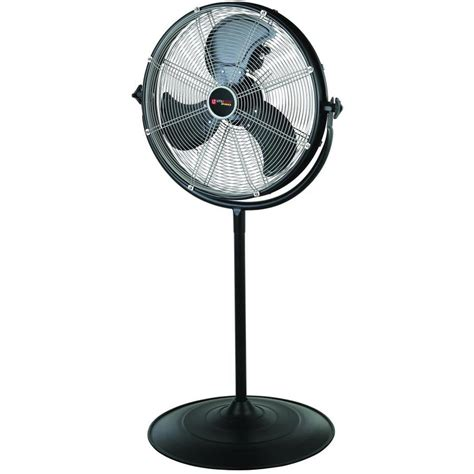 high velocity shop fan shop utilitech pro 20 in 3 speed high velocity fan at