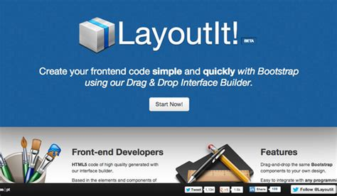 like layoutit fresh resources for designers and developers june 2013