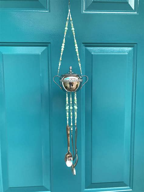 diy beaded wind chimes beaded wind chime bigdiyideas
