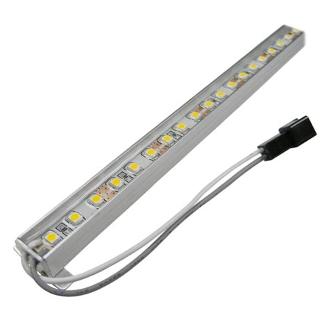 Led Leuchte Lang by Led Leiste In Alu Profil Warmwei 223 60 Smd 50cm Ip65
