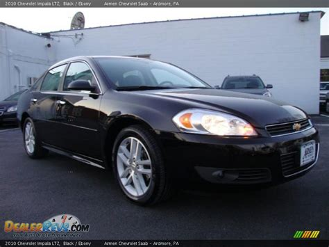 2010 chevrolet impala ltz 2010 chevrolet impala ltz black photo 5
