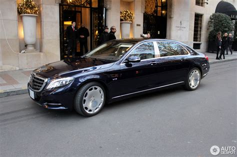 mercedes maybach mercedes maybach s600 5 november 2016 autogespot