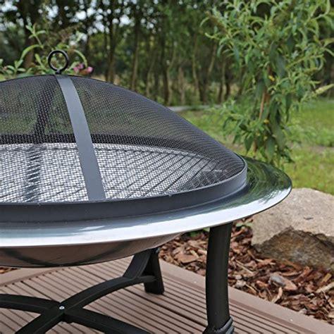 Feuerschale Mit Grillrost Edelstahl by Feuerschale Mit Grillrost Aus Edelstahl Fs2 Test