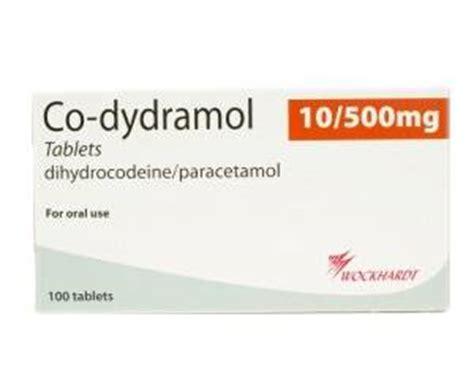 How To Detox From Dihydrocodeine by Co Dydramol Paracetamol Dihydrocodeine Order