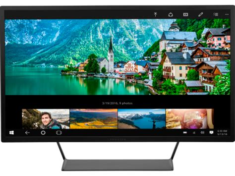 best hp monitor hp pavilion 32 32 inch display hp 174 official store