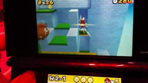 Kaset 3ds Mario 3d Land mario 3d land 3ds gameplay