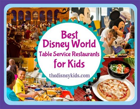 1000 Images About Wdw Planning Tips On Pinterest Trips Disney Dining Table Service