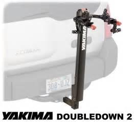 yakima doubledown 2 bike hitch rack 8002423