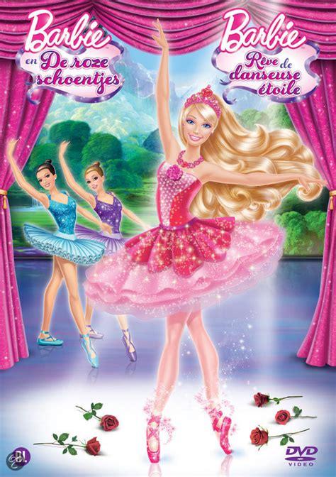 film barbie nl bol com barbie en de roze schoentjes animation dvd