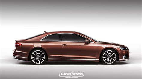Audi A8 Coupe Should Audi Make Either This Audi A8 Coupe Or A8 Sportback