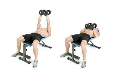 dumbbell close grip bench chest exercises you might not have tried before chandler