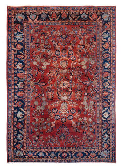 tappeto persiano saruk tappeto persiano saruk xx secolo antiquariato cambi