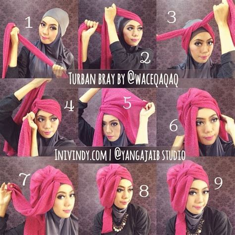tutorial hijab simple selendang hijab tutorial segi empat untuk pesta for a party