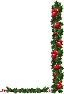 Image of christmas holly cliparts co
