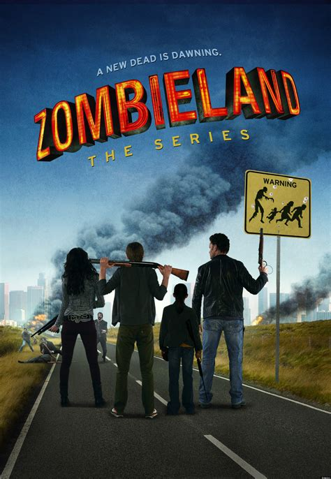amazon tv series zombieland on amazon get a first look at the teaser art