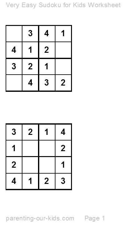 printable sudoku very easy very easy sudoku with answers www pixshark com images