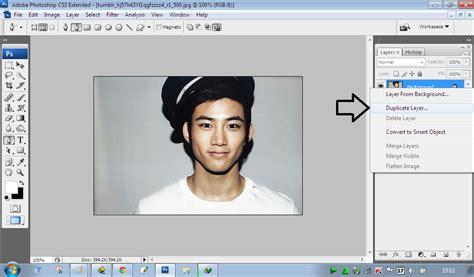 tutorial gambar karikatur photoshop khairul anwar tutorial photoshop buang background pada