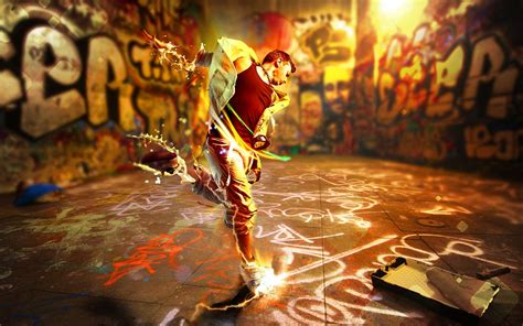 graffiti dance wallpaper www wallpapereast com wallpaper hd page 3