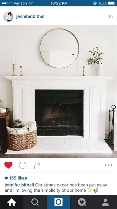 the 25 best fireplace mirror ideas on mantle