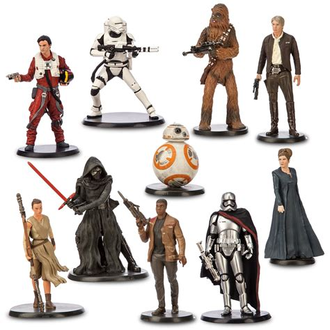 figure or figurine the new wars collection from the disney store jacintaz3
