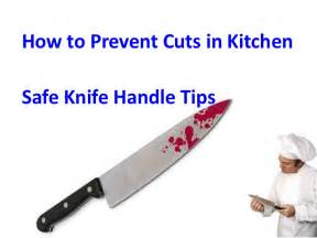Kitchen Knife Course Kitchen Safety Tips