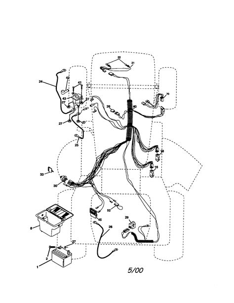 craftsman dyt 4000 battery wiring diagrams wiring diagram