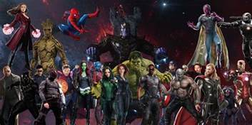 Wars Infinity Characters Everything In Mcu Sets Up Infinity War Screen Rant