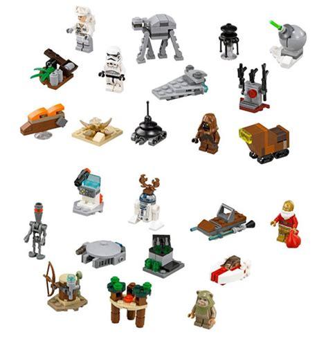 Calendrier De L Avent Lego Wars 2012 Lego Wars Calendrier De L Avent 75097