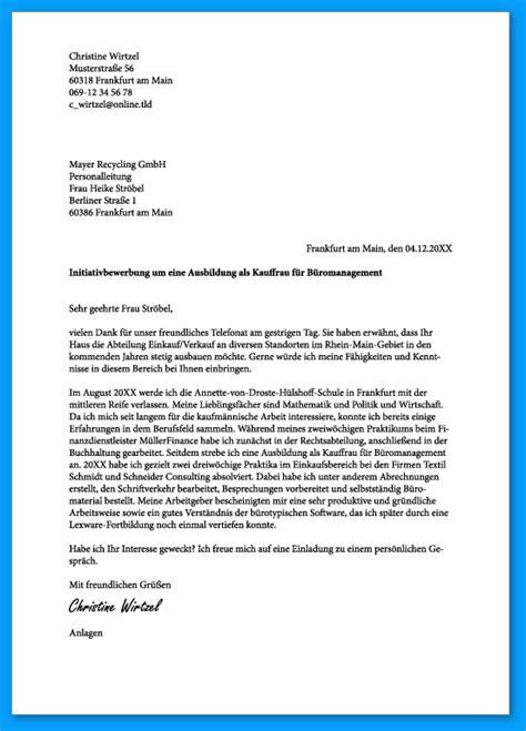 Anschreiben Ausbildung Agentur Fur Arbeit 11 Bewerbung Kauffrau F 252 R B 252 Romanagement Rechnungsvorlage