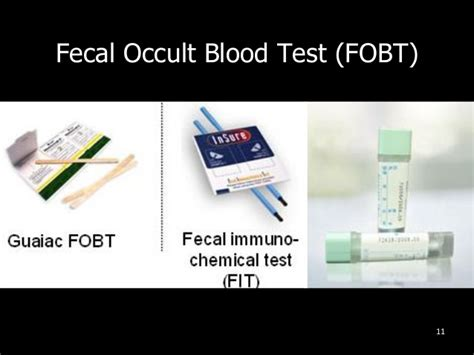 Occult Blood Test In Stool by Colorectal Cancer Screening What Does The Evidence