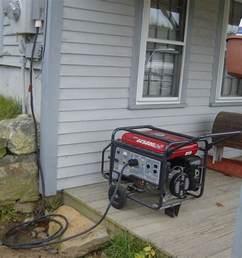 home generators generator installation