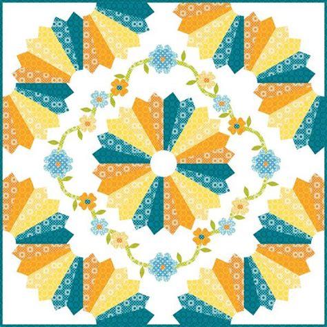 best 25 dresden plate quilts ideas on dresden