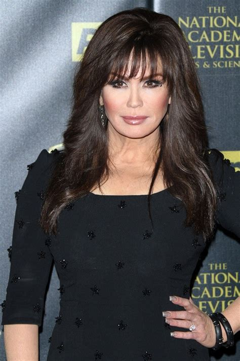 does marie osmond were a hair weav marie osmond picture 50 the 42nd annual daytime emmy
