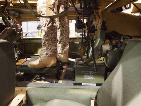 armored humvee interior humvee hummer h1 slantback m1045 6 5 turbo 4 speeds armor